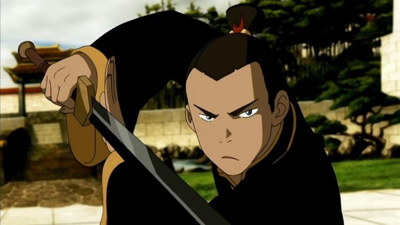 Sokka in Avatar: The Last Airbender