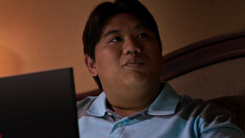 Jacob Batalon as Ned Leeds in Spider-Man: Homecoming