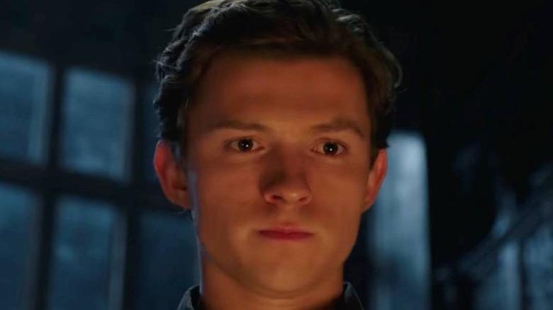 Peter Parker upset