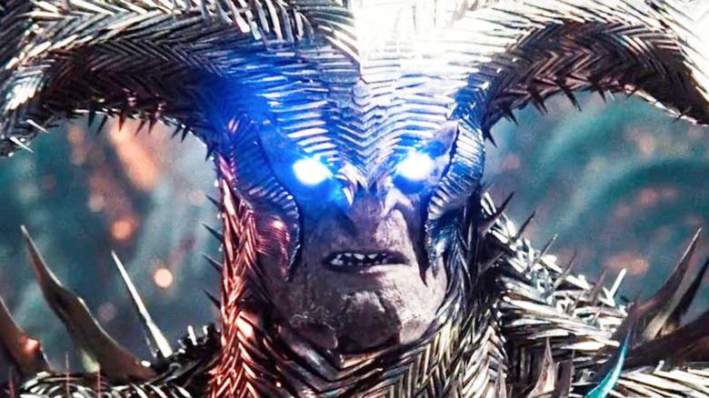 Steppenwolf blue eyes Zack Snyder's Justice League