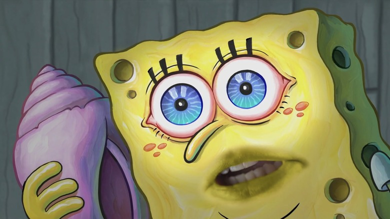SpongeBob HumanMouth