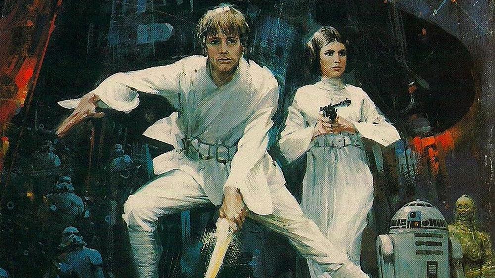 Star Wars: From the Adventures of Luke Skywalker cover