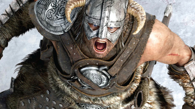 Dragonborn Skyrim