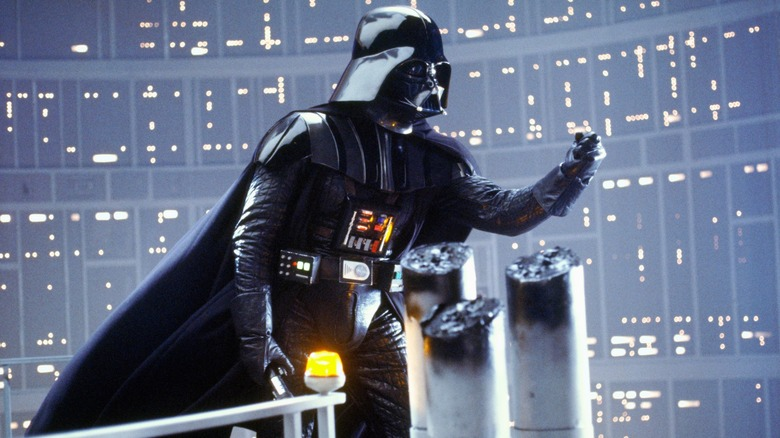Scene from Star Wars: The Empire Strikes Back
