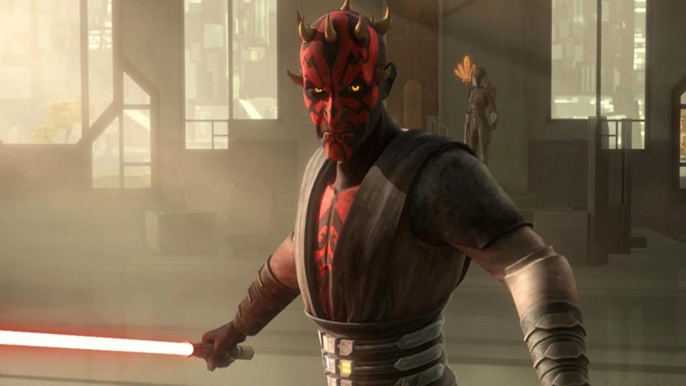 Star Wars Rebels Darth Maul