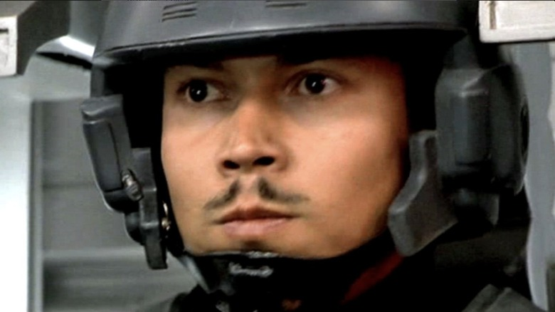Starship Troopers mobile infantry
