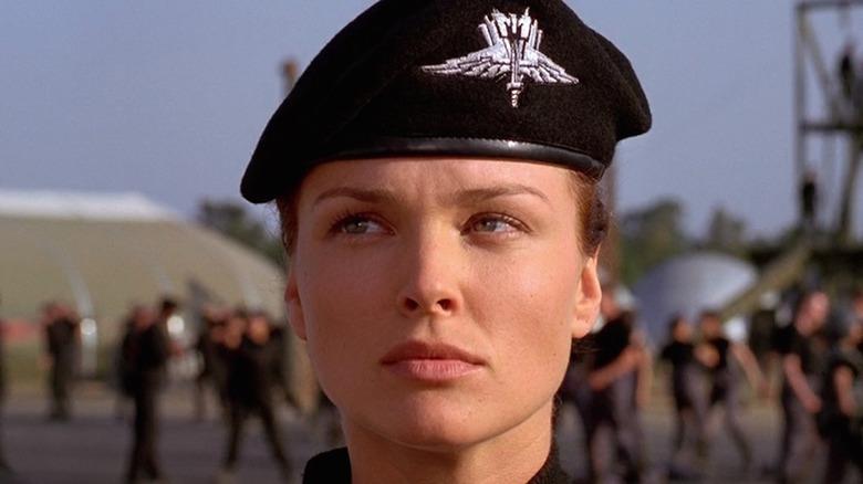 Starship Trooper in Beret