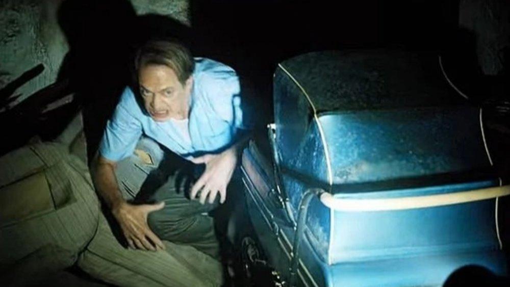 Steve Buscemi as Walter Lambert in Hubie Halloween