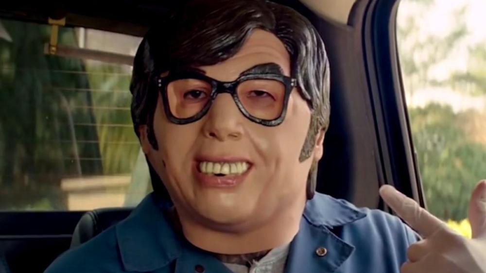 Austin Powers Halloween mask
