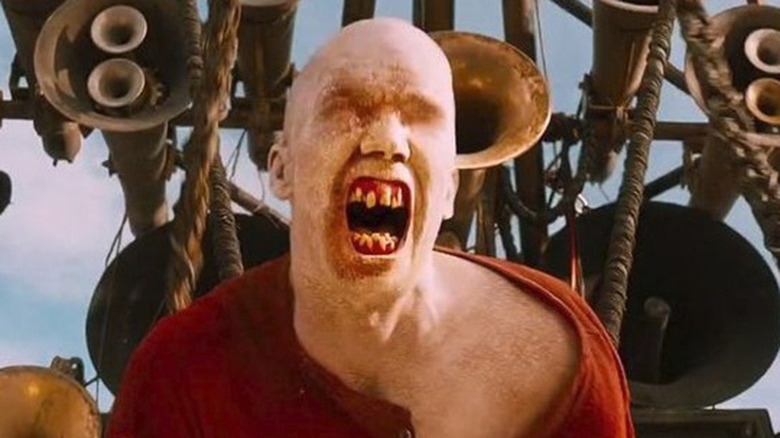 Coma the Doof Warrior from Mad Max: Fury Road