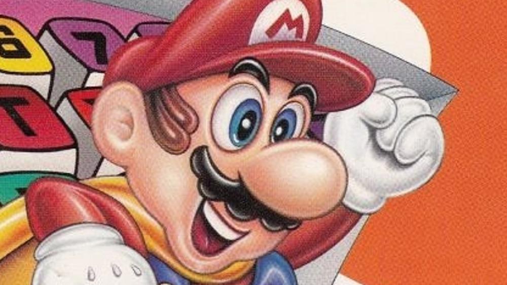 Mario Teaches Typing 2 boxart