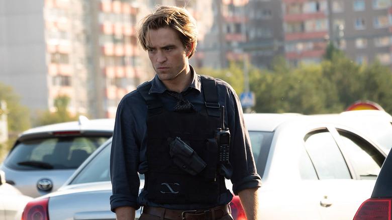 Robert Pattinson in Tenet