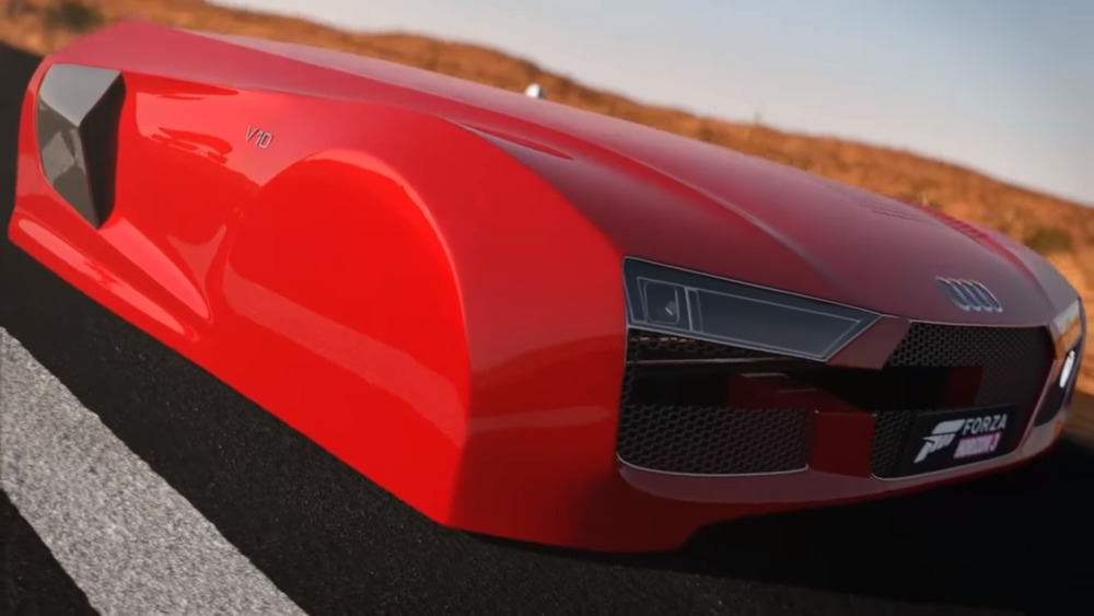 Xbox One S Audi R8