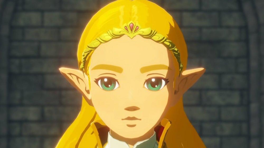 Zelda in Hyrule Warriors: Age of Calamity