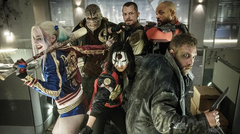 Suicide Squad promo image
