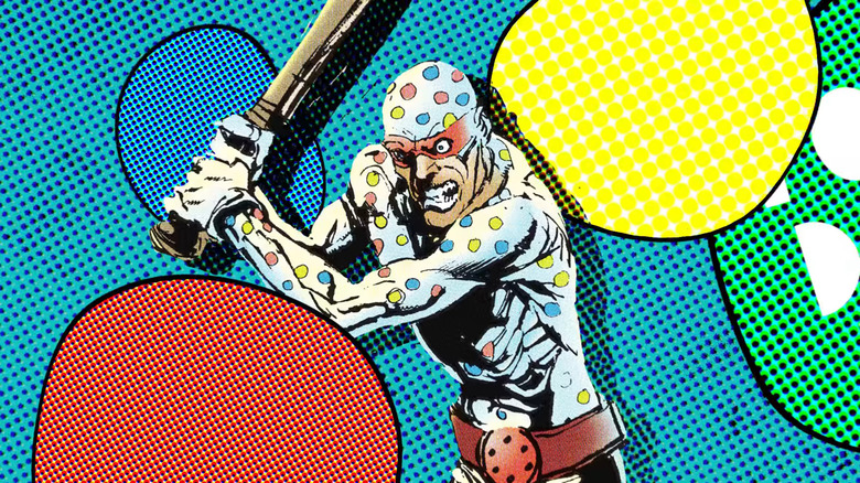 Polka-Dot Man from The Suicide Squad roll call video