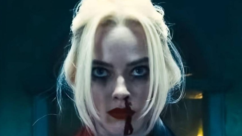 """Margot Robbie as Harley Quinn in """"The Suicide Squad"""""""