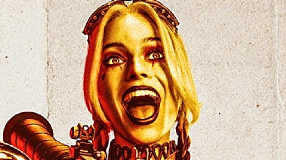 Harley Quinn James Gunn's The Suicide Squad poster