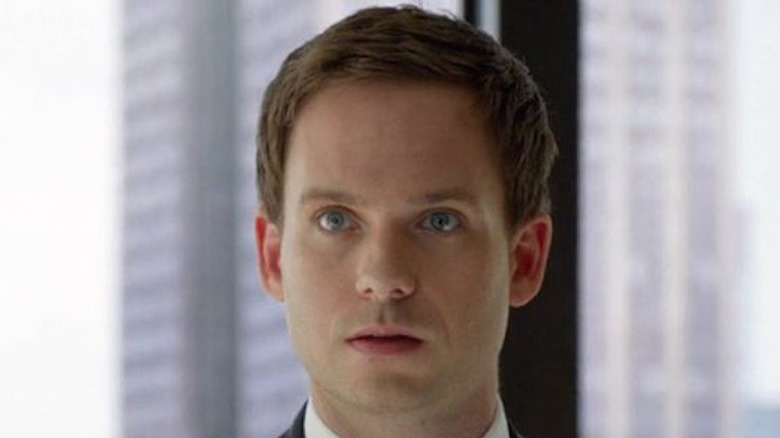 'Suits' main character