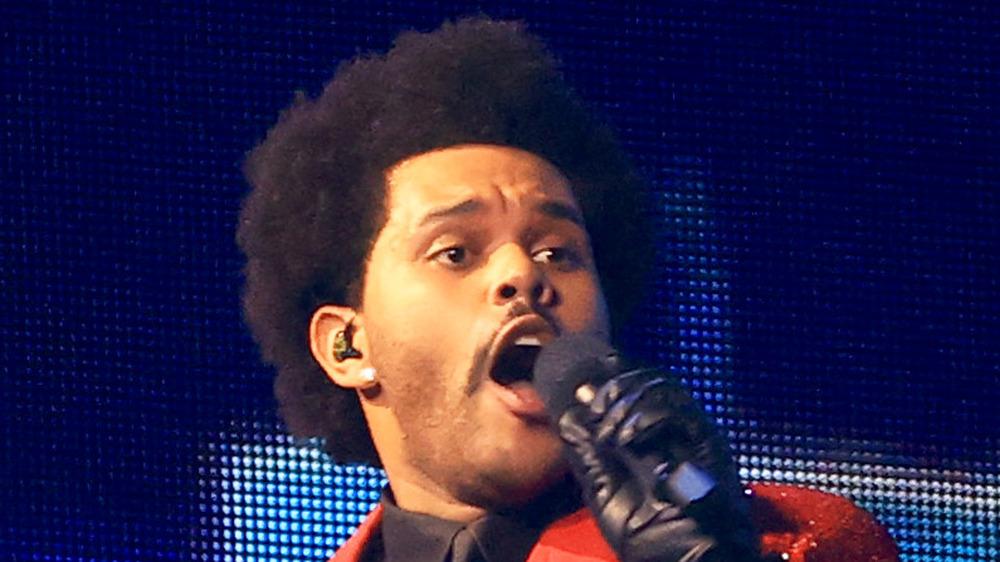 The Weeknd Super Bowl halftime