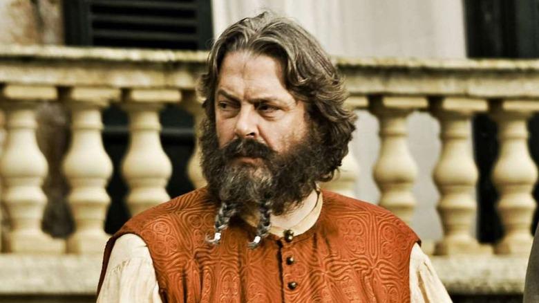 Roger Allam as Illyrio Mopatis in Season 1 of Game of Thrones