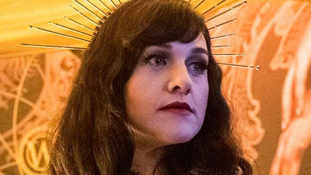 Lena Hall Miss Audrey Snowpiercer