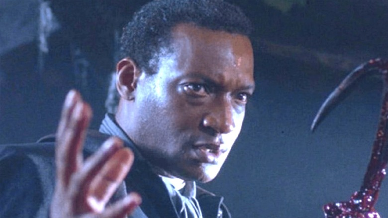 Tony Todd as The Candyman with hook