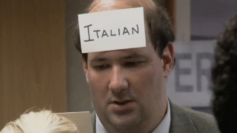 Kevin on The Office
