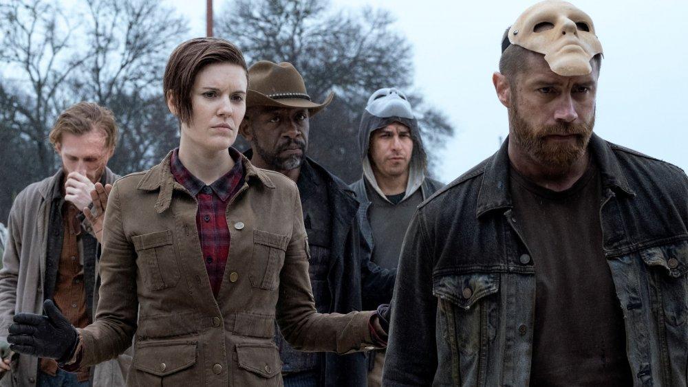 Maggie Grace's Al is caught in a trap on Fear the Walking Dead