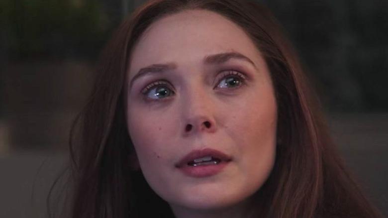 Olsen in WandaVision