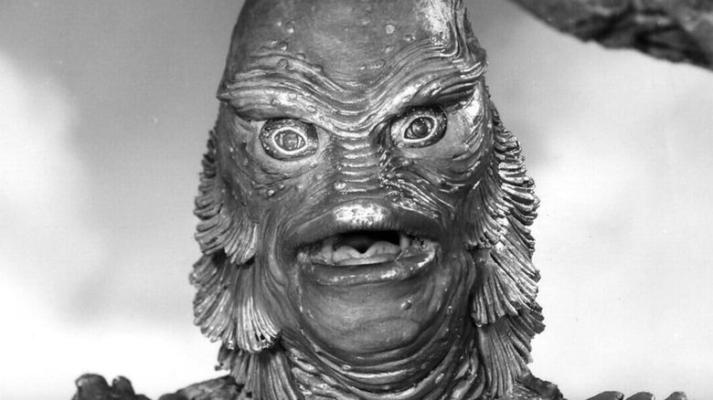 Creature Gill-man head