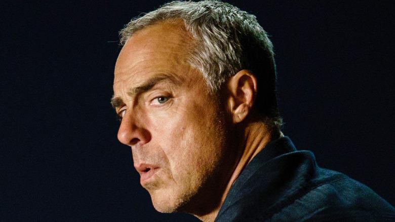 Titus Welliver Harry Bosch LAPD detective