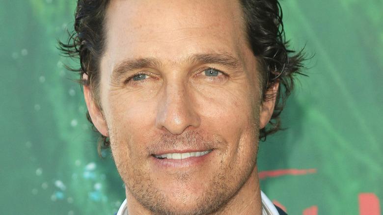 McConaughey at Kubo release