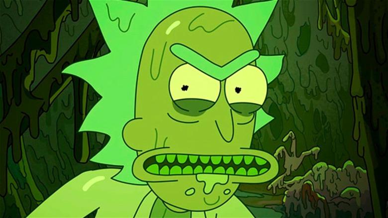 Rick & Morty Toxic Rick