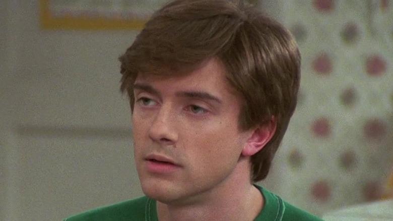 Topher Grace Eric Forman green shirt