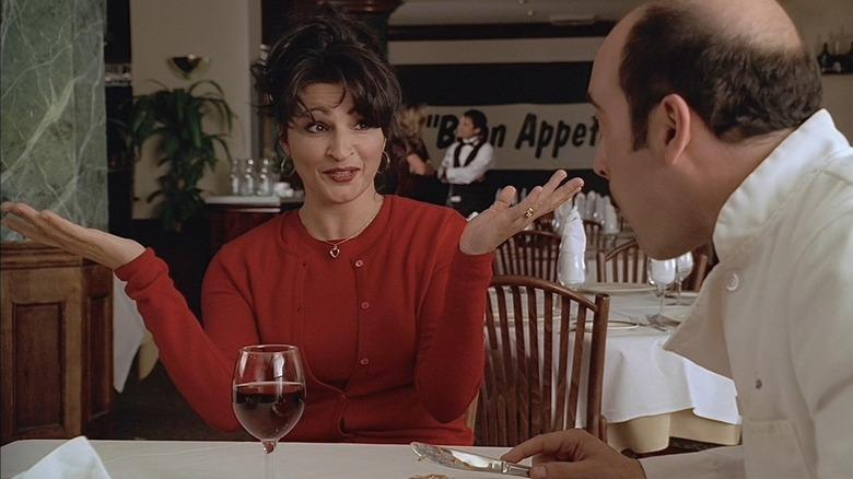 Kathrine Narducci on The Sopranos