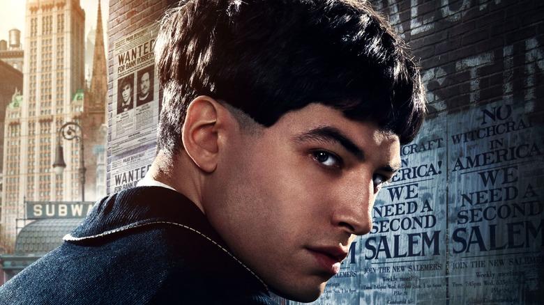 Ezra Miller as Credence Barebone in Fantastic Beasts
