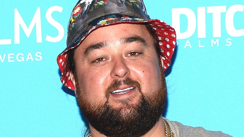 Chumlee at an event
