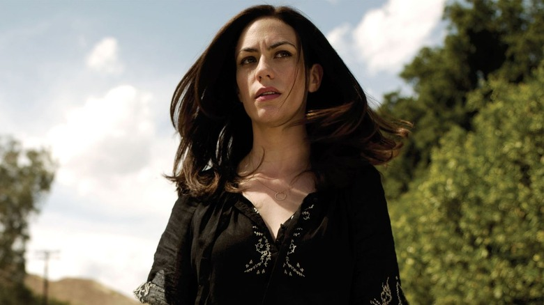 Maggie Siff as Tara Knowles on FX's Sons of Anarchy