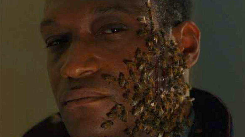 Tony Todd as Candyman made up an incoherant and messy movie, only kept alive by nostaligia