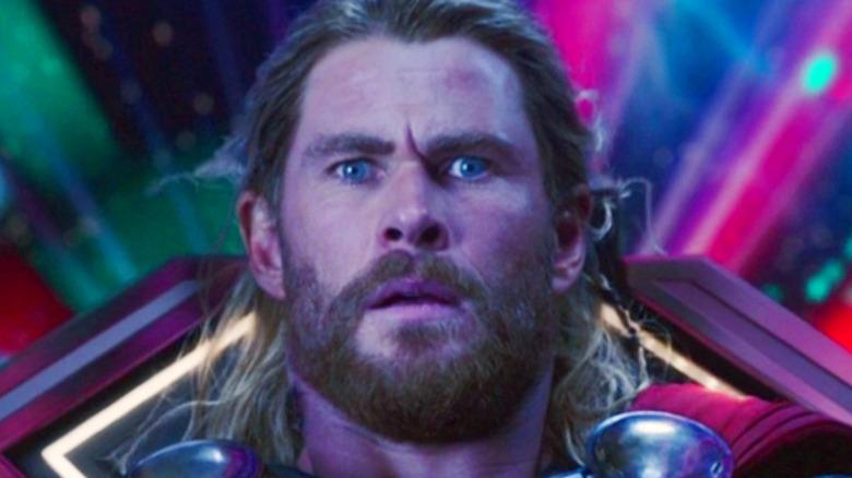Chris Hemsworth confused Thor Ragnarok