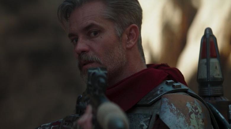 Timothy Olyphant as Cobb Vanth in The Mandalorian