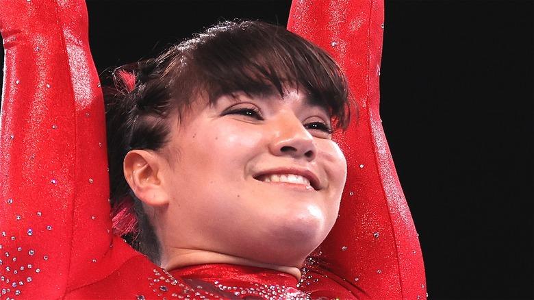 Alexa Moreno Olympics