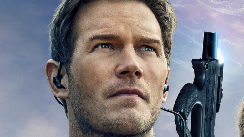 "Chris Pratt in ""The Tomorrow War"""