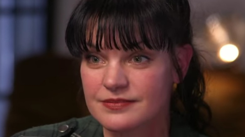 Pauley Perrette discusses grieving Abby