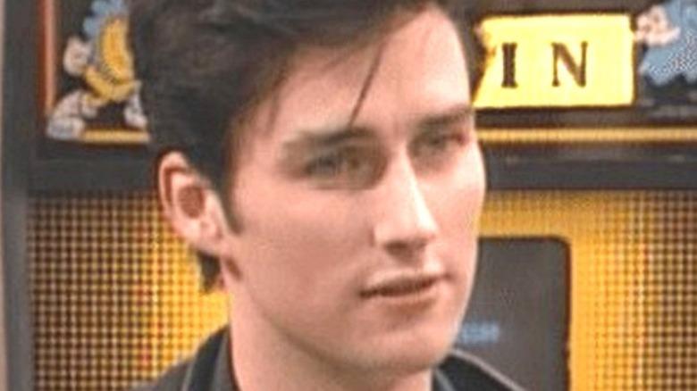 Actor Glenn Quinn in Roseanne