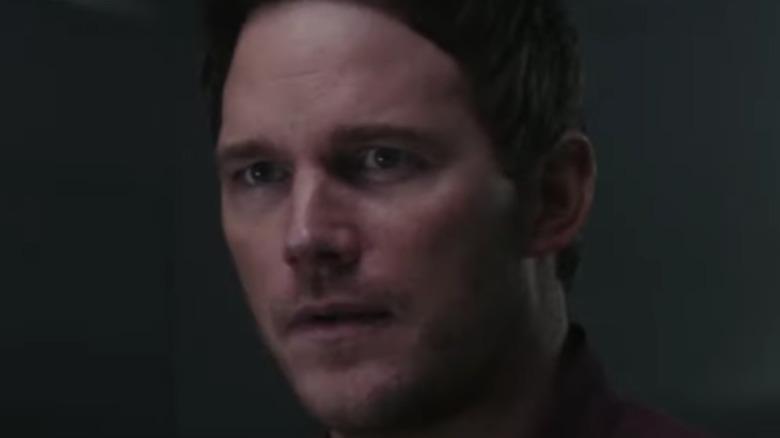 Chris Pratt as Dan Forester in The Tomorrow War