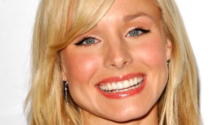 Kristen Bell smiling