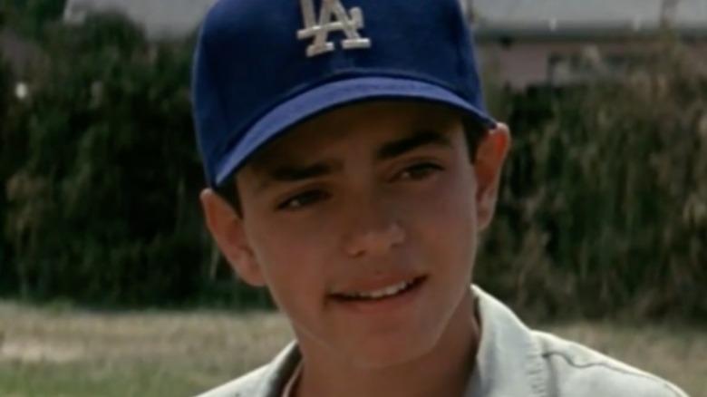 Benny Rodriguez in LA Dodgers hat