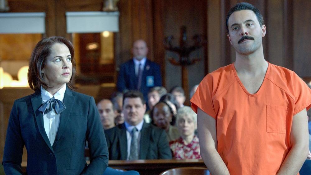 Jack Huston in Manhunt: Deadly Games